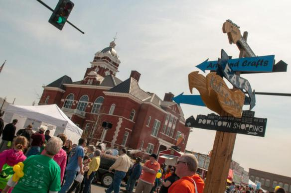 Springtime Festivals Bloom Across the State